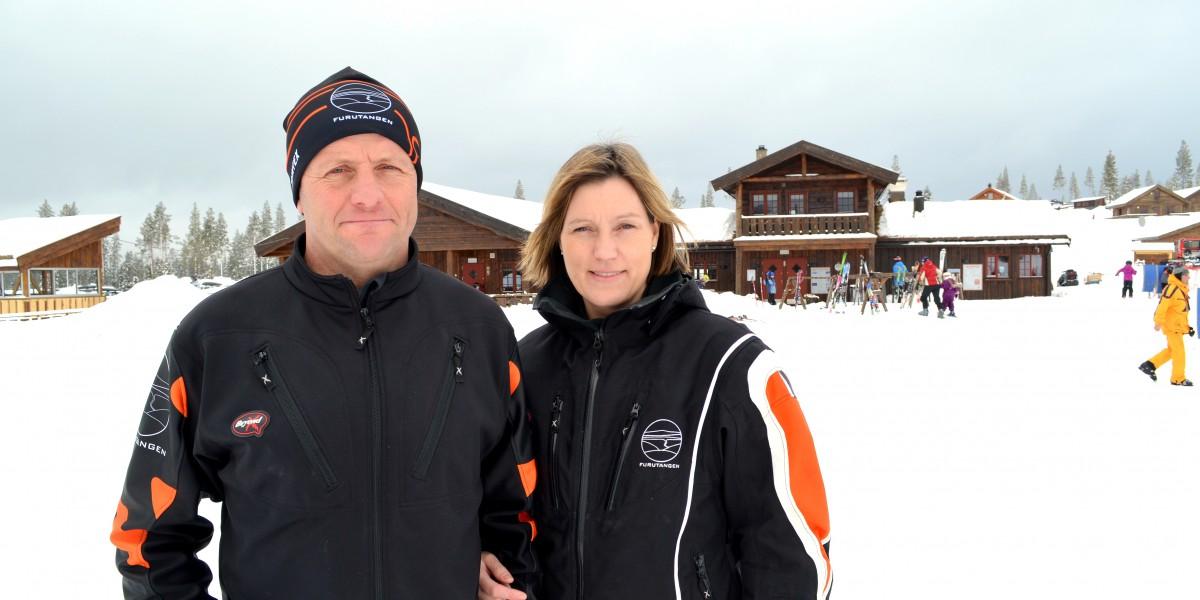 Jan og Lise Skogheim så lyse mulighetene der andre kun så mørk furuskog.