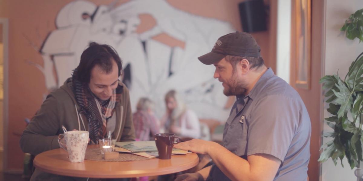I Elverumregionen finner du mange koselige kafeer. Her er det urbant nok.