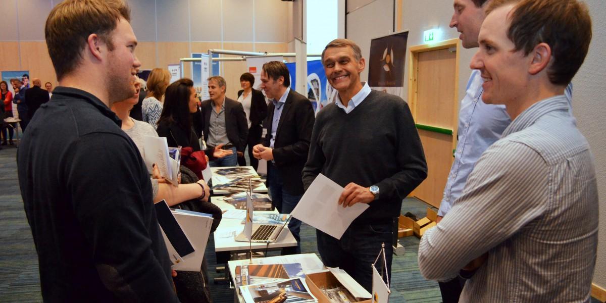 Nylig ble de kåret som månedens bedrift i Innlandet. Nå har Martin M. Bakken meldt på sin bedrift til årets Oslo- arrangement. De er klare til å delta - for tredje året på rad.