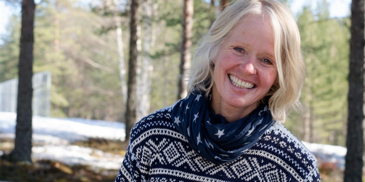 Med alle friske og naturlige opplevelser man har for hånden, er Rena det beste stedet Ragnhild Bolstad kunne bo.